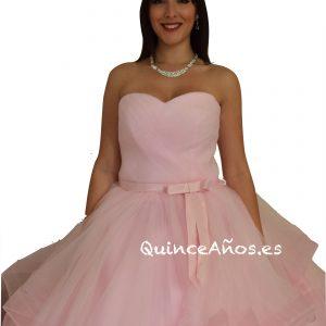 vestido largo falda ancha