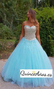 vestidos de quinceañera españa
